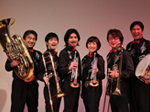 Jazz Unit THE JOYFUL BRASS